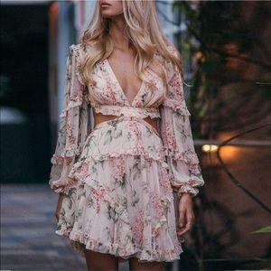 Dresses & Skirts - Ophelia Lace Up Dress Size 4